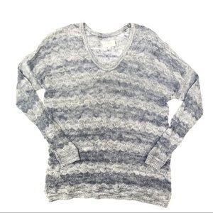 Lou & Grey lightweight thin knit sweater